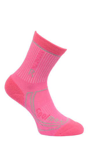 Regatta 2 Season Coolmax Trek & Trail Socks Children pink